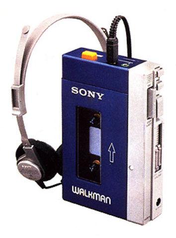 Le baladeur cassette