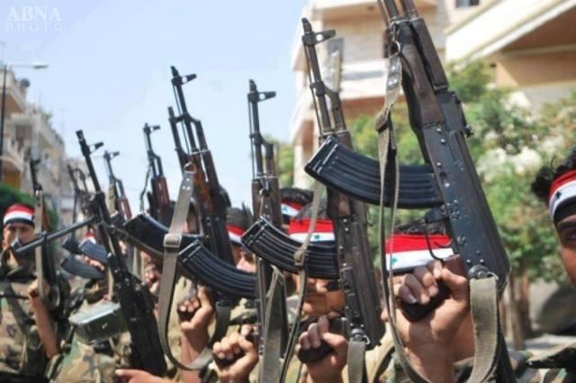 Ejército sirio bombardea Raqqa.