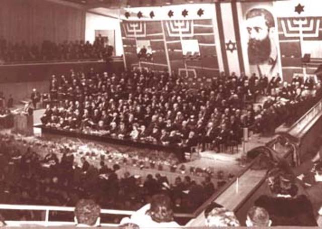 29 de Primer Congreso Sionistaagosto