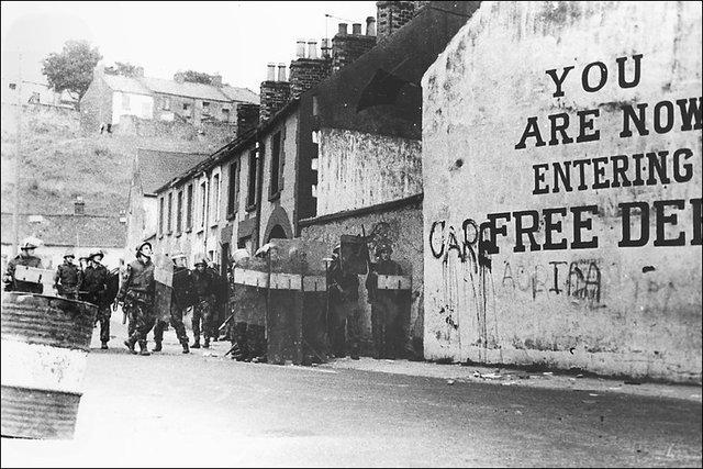masacre de Derry
