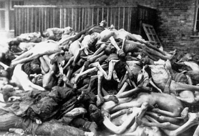 Holocausto judio en Nazisismo