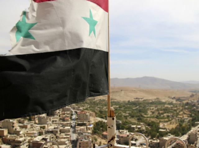 Muerte de civiles a las afueras de Damasco.