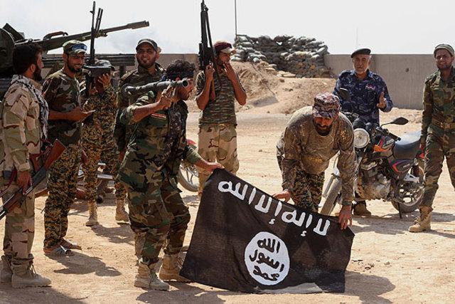 EI mata rehenes con explosivos en la ciudad de Palmira