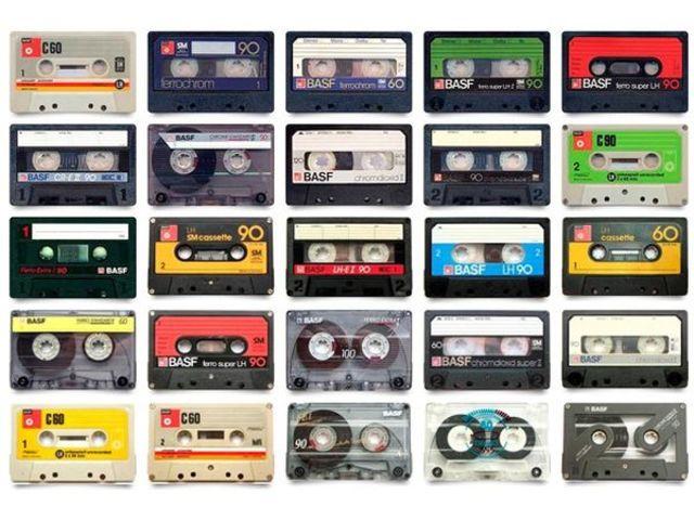 VHS & audio