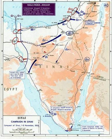 Segunda Guerra-G del Suez