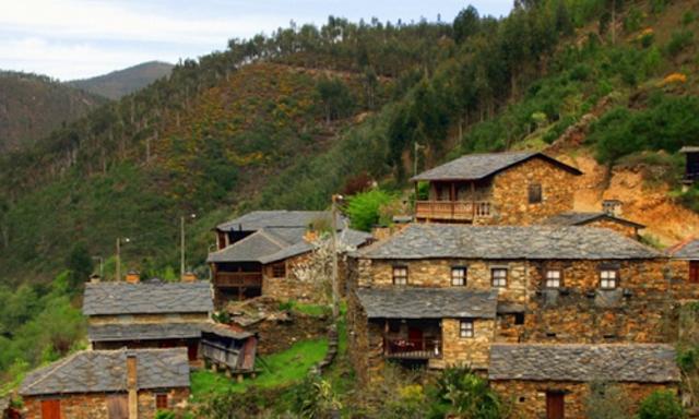 Pequena povoação