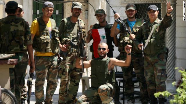 Surge el Ejército Libre Sirio.
