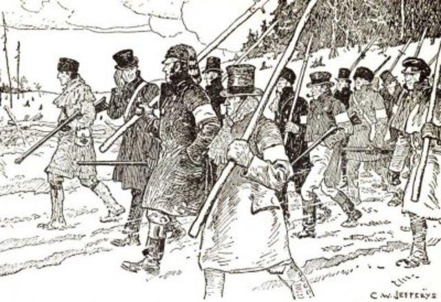 Rebellions of 1837