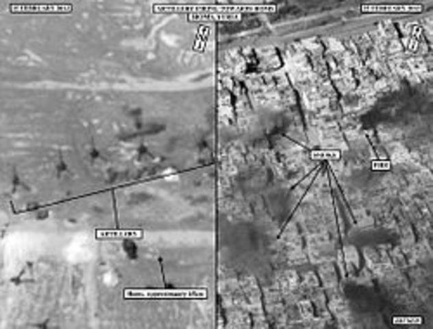 Masacre de Homs.