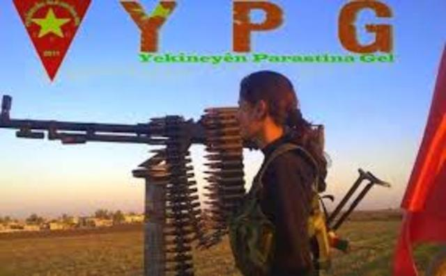 Unidades de Protección Kurdas.