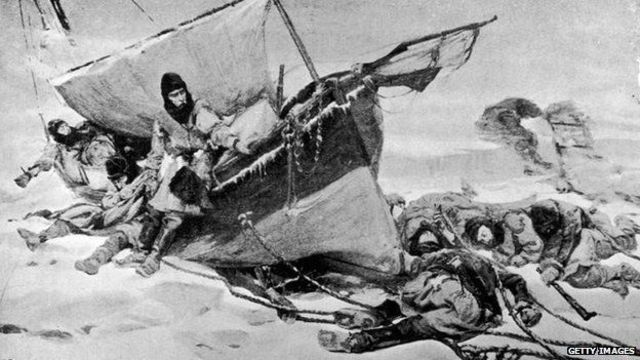 Sir John Franklin's Lost Expedition