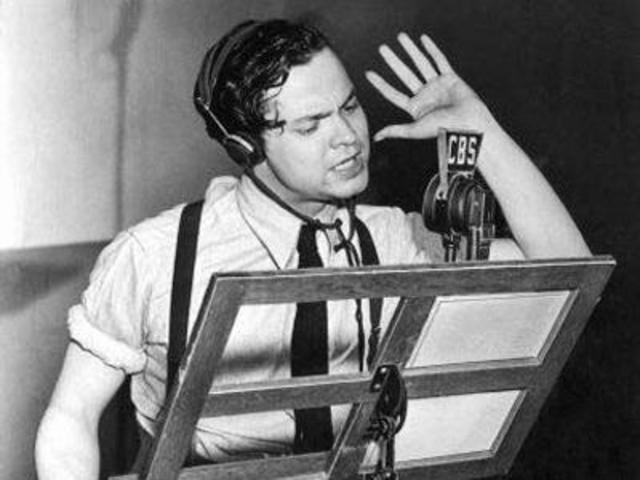 La Guerra dels Mons d'Orson Welles