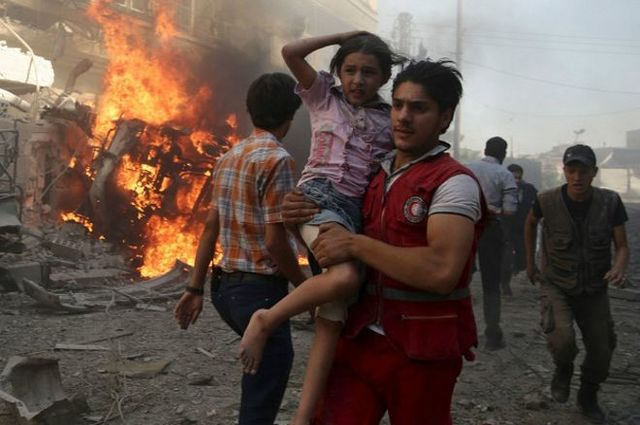 Balance de la guerra en Siria.