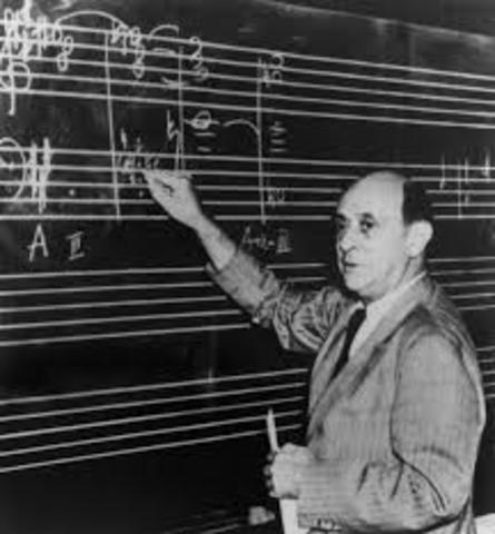 Início da Música do Século XX
