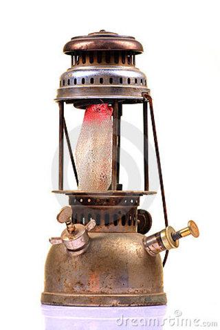 La Lampara A Gas (Soria Francisco)