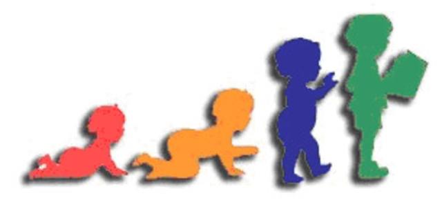 Desarrollo del niño lactante
