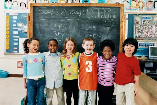 Desarrollo de los niños en edad escolar