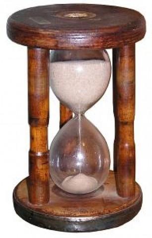 Reloj de arena (Lourdes Morillo)