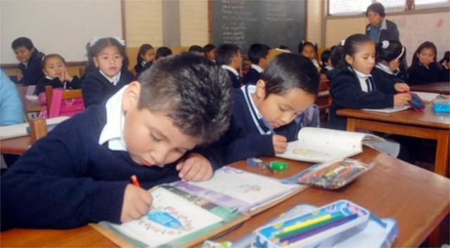 Desarrollo escolar
