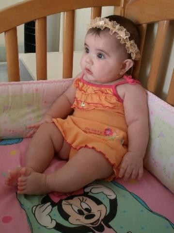 6 meses de nacido