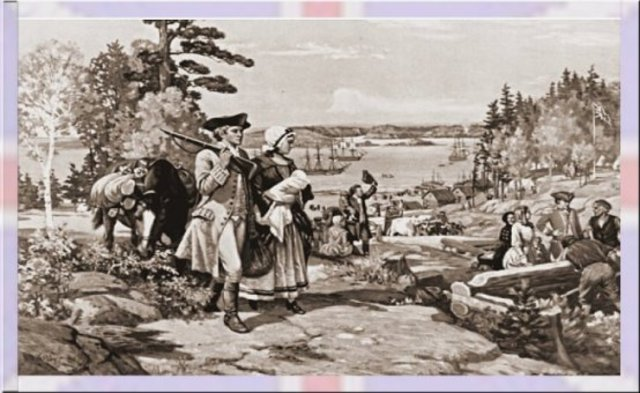 Loyalist Immigration to Canada
