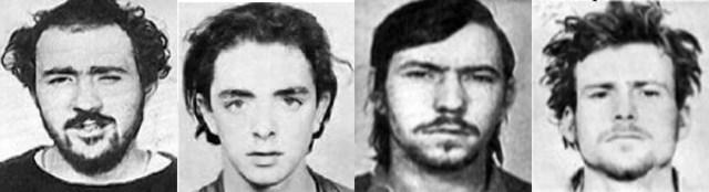 FLQ Kidnappers Captured