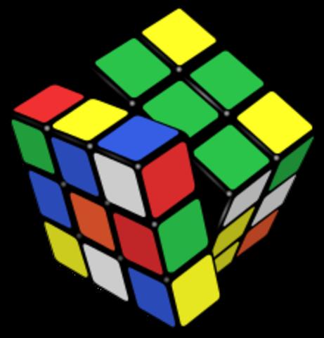 Erno Rubik et le Rubik's Cube