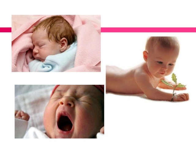crecimiento y desarrollo fisico del lactante
