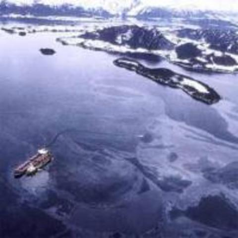 Oil Spill on Vancouver Island