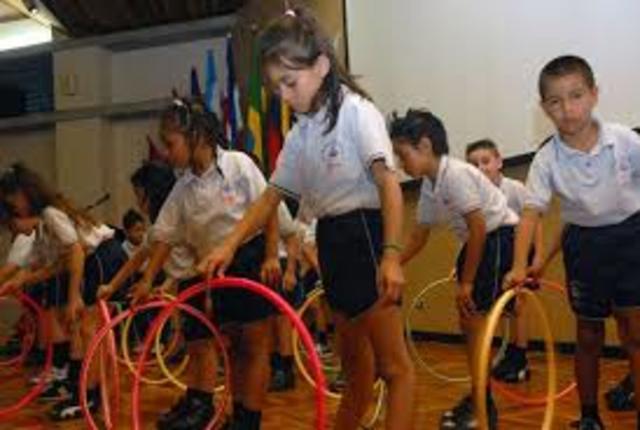 Desarrollo fisico escolar