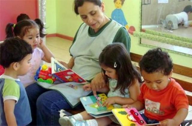 desarrollo del niño en edad preescolar.