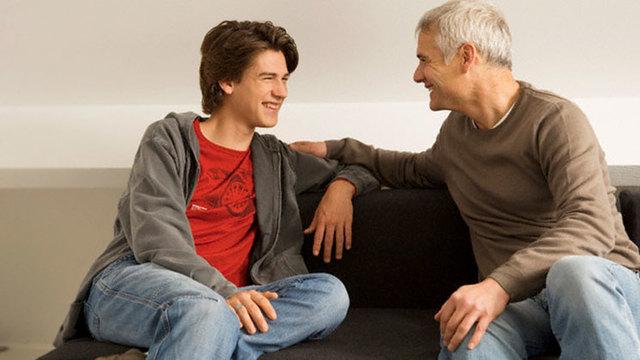 Relacion Padre e Hijo