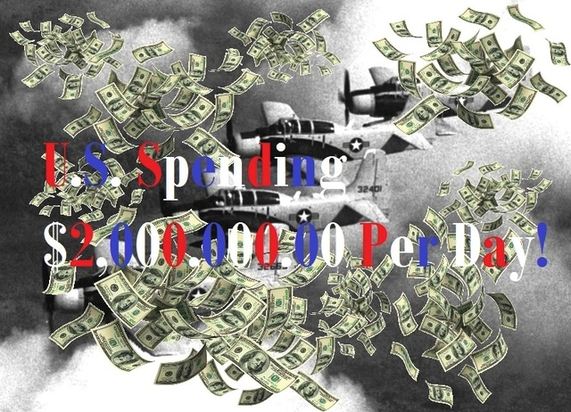 Secret U.S. Raids & Millions of More Dollars Wasted