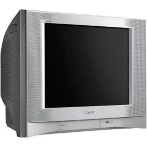 La TV à tube cathodique