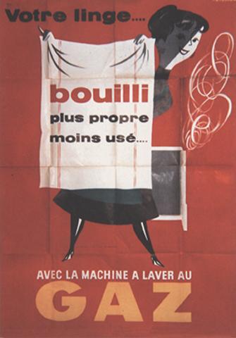 La machine à laver semi automatique