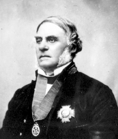 James Douglas - First Governor of the Colony of British Columbia