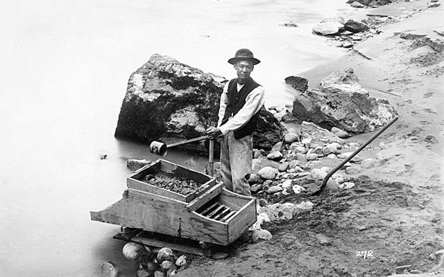 Fraser Canyon Gold Rush