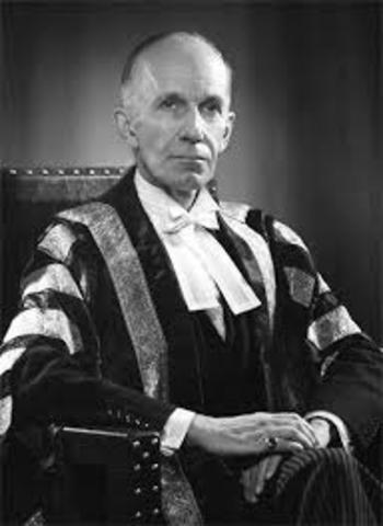 Vincent Massey Becomes the First Canadian-born Governor General