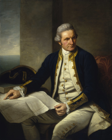 James Cook's Expedition