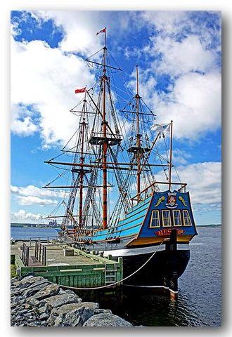 Migration of Scottish Settlers to Nova Scotia