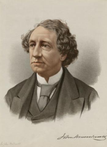 Birth of John A. Macdonald