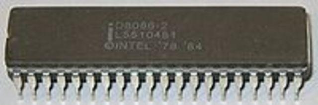 Первый 16-битный процессор