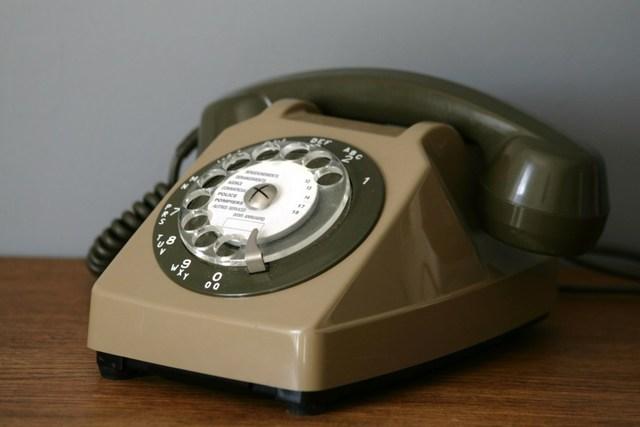 Le Téléphone (Fixe)