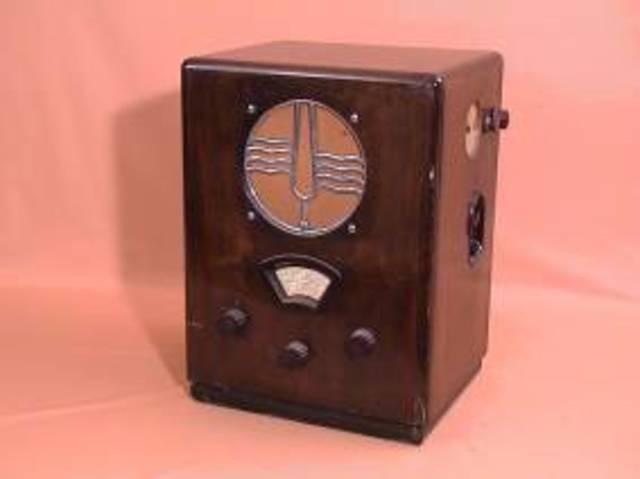 Radio année 30