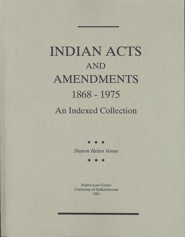 Amendment made to Indian Act
