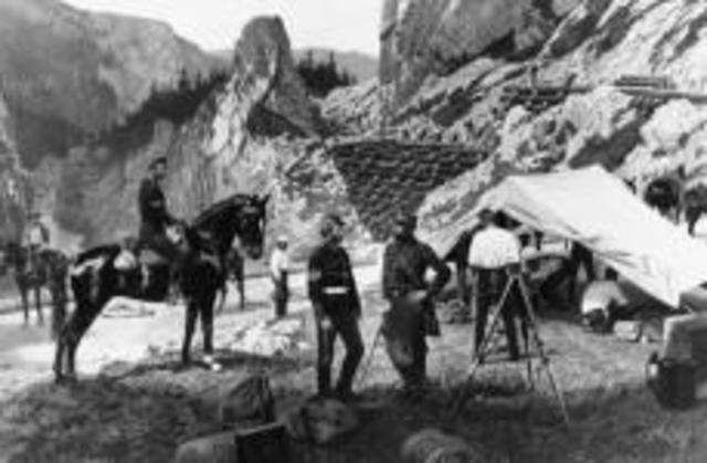 Fraser Canyon War