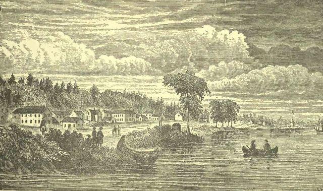 York (Nowadays Toronto) made Capital City of Upper Canada