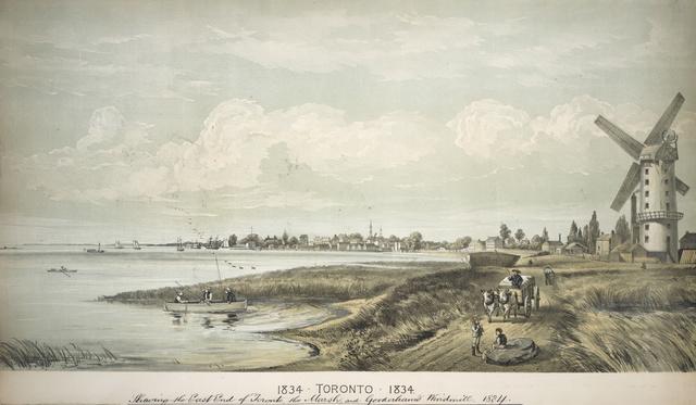 York renamed to Toronto