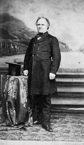Joseph Howe argued for Freedom of the Press and Won