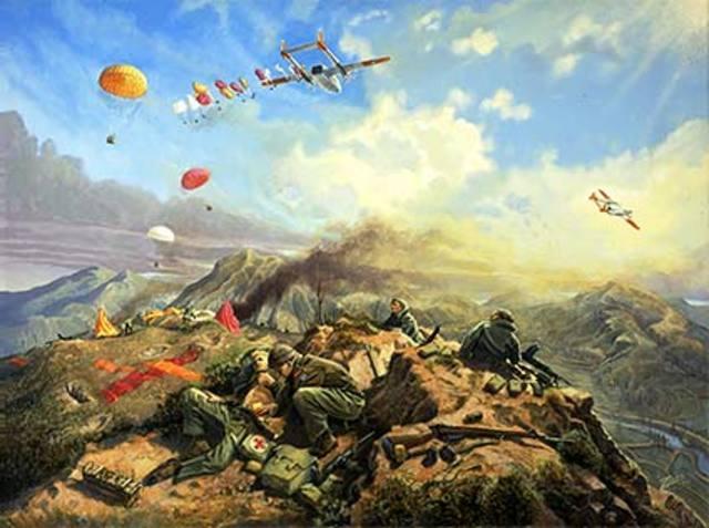 Primary Source of Evidence - Korean War
